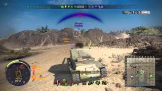 World of Tanks Xbox ONE SU-100Y It's a beast! 4.3k dmg