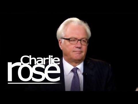 Vitaly Churkin on Syria (07/24/12) | Charlie Rose