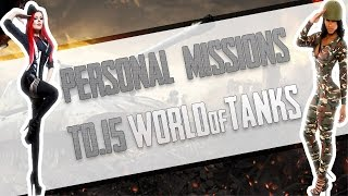 TD-15 Triumph Personal Mission Guide - WoT