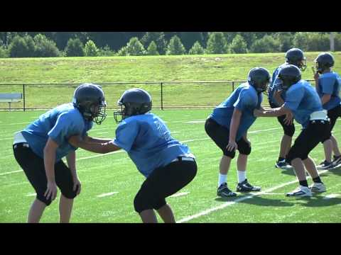 "The Warhill Lions are vying to be ""the Pride of the 'Burg"" and to do that, they must play together as a team according to head coach Billy Jarvis. WY Daily r..."