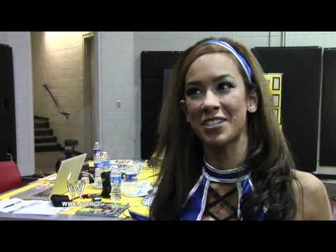 Wwe Exclusive: Wwe Divas Describe The Inspirations Behind Their Halloween Costumes video