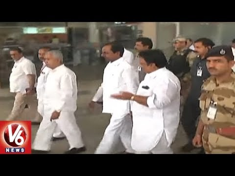 CM KCR Camp In Delhi To Get Approval For State's Zonal System | V6 News