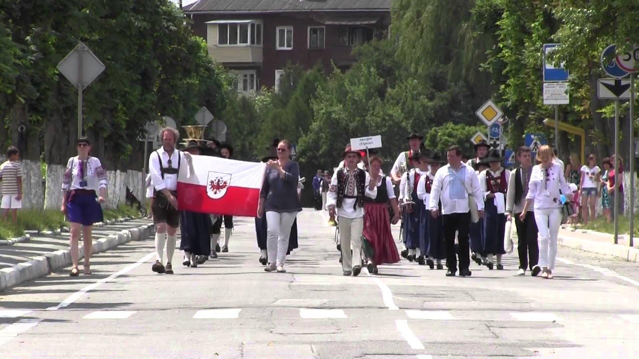 """""""Сурми гір"""" проти війни. У Долині розпочався міжнародний фестиваль духових оркестрів. БЕЗ КОМЕНТАРІВ"""