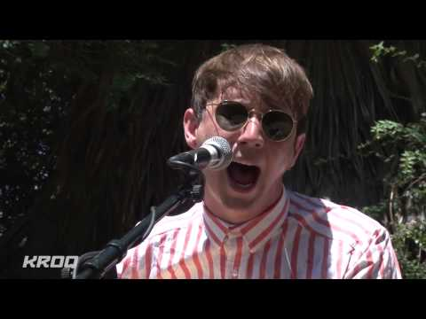 "Viva Brother - ""Darling Buds Of May"" (Live at KROQ)"