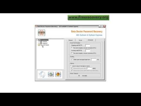 free outlook express recovery restore repair software tool utility freeware download shareware