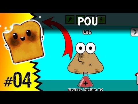 Gry Dla Dzieci Na Androida: POU Po Polsku #4 - Przejażdżka (gry Android, Gry Na Telefon, Gry Pou)