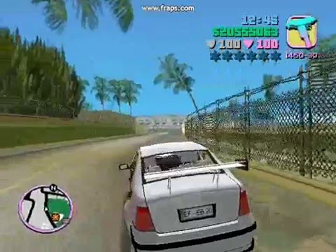 Моды для GTA Vice City с автоматической установкой