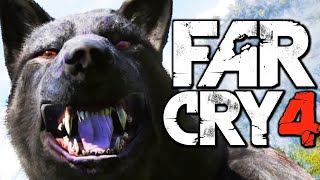 Far Cry 4 Funny Moments (Hunting the Rare Wolf & Rare Rhino)