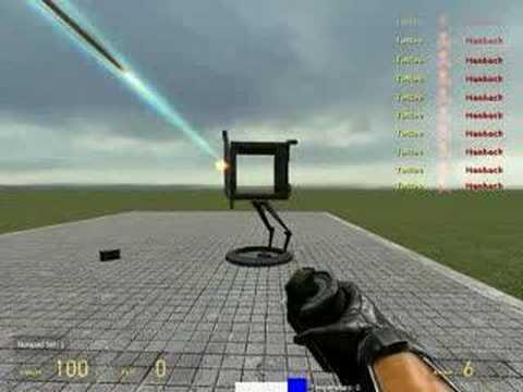 automated sentry gun