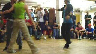 BERT & PEPPA  vs Sassy & Ruen - Juice Danger Room Semi Finals Bonnie N Clyde