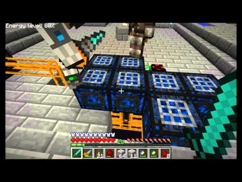 Season 4 SMP - Episode 26 - Solar Factory