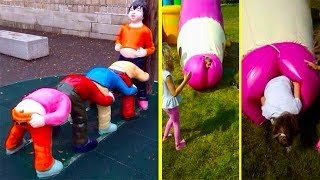 Hilariously Inappropriate Playground Design Fails That Are Hard To Believe Were Approved