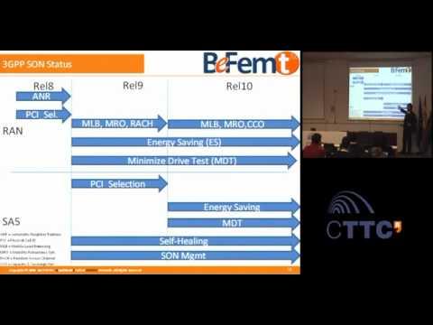 12 BeFEMTO-LTE LTE A SON for Femtocells