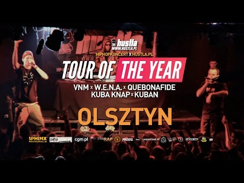 TOUR OF THE YEAR - DAY 4 - OLSZTYN NOWY ANDERGRANT