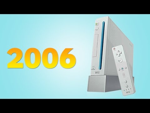 PS3, Nintendo Wii, and James Bond's Return Made 2006 Awesome for Geeks - History of Awesome