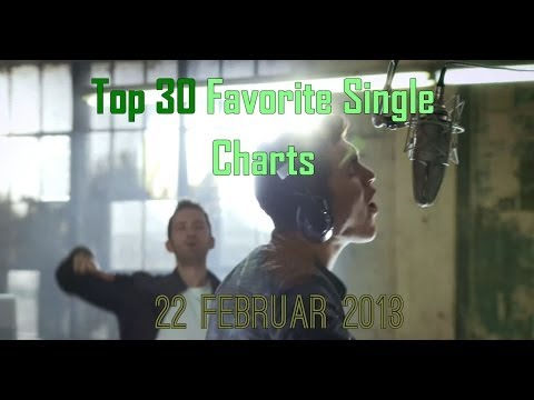 Top 30 Favorite Single Charts 22. Februar/February 2014