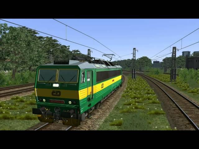 Railworks 3: Train Simulator 2012 - Czech Republic - Prag - Vrsovice - Depo - Part II - HD