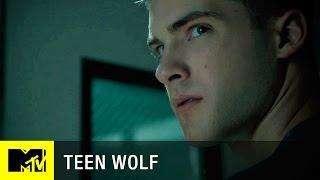 'Liam's Threatening Message to Theo' Official Sneak Peek | Teen Wolf (Season 6) | MTV