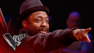 will.i.am brings that FIYAH! 🔥🔥🔥   The Voice UK 2017