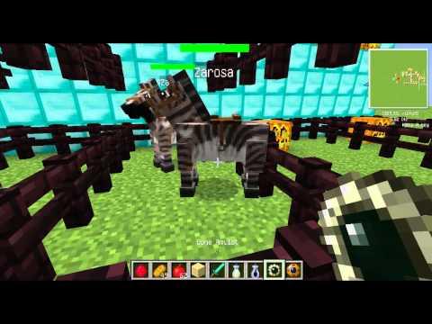 Minecraft 1.5.2 Poradnik Mo creatures Jak zrobić pegazy jednorożce .itp