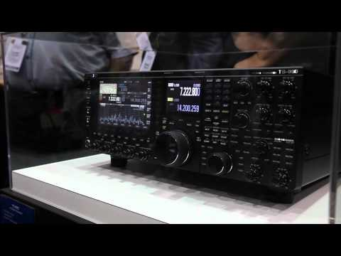 Kenwood TS-990 на Выставке Hamvention 2012