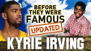 KYRIE IRVING - Before They Were Famous - TRADED? UPDATED