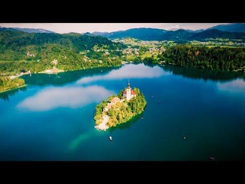 Europe Travel Drone Video - Európa utazás videó (légifelvételek)
