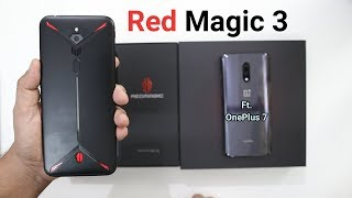 Nubia Red Magic 3 Vs OnePlus 7 Comparison | Nubia Red Magic 3 Unboxing And Review
