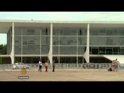 Brazil's economy at stake in presidential polls