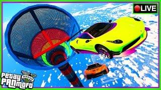 GTA Online Custom XB1 Stunt Races - User Created Cunning Stunts Races (Early Access) GTAV Race Links