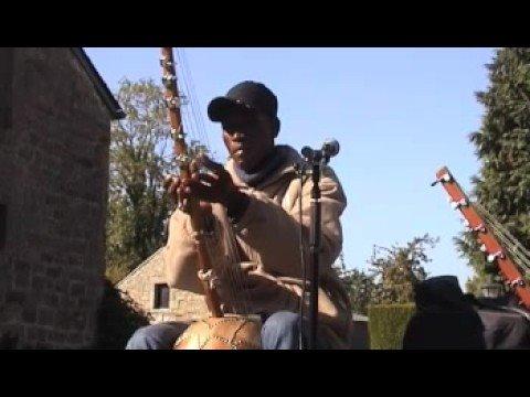 """ABOU DIARRA - Live session """"Sans commentaire for Vieux Kanté"""""""
