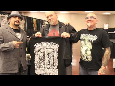 Steve Soto's Goodfellas Tattoo Trip to AZ Tattoo Expo
