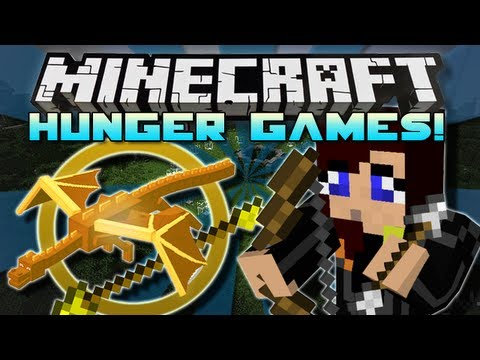 Minecraft   HUNGER GAMES! (Single Player Mode!)   Mod Showcase [1.5.1]