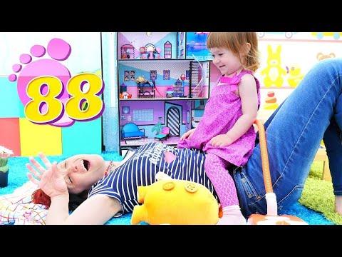 Привет, Бьянка и мама Маша Капуки - Игры для малышей