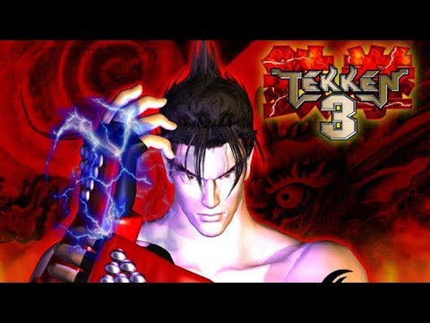 Tekken 3 Game full movie (Mishima saga) (HD)
