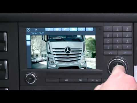 Mercedes Benz Actros Betriebsanleitung
