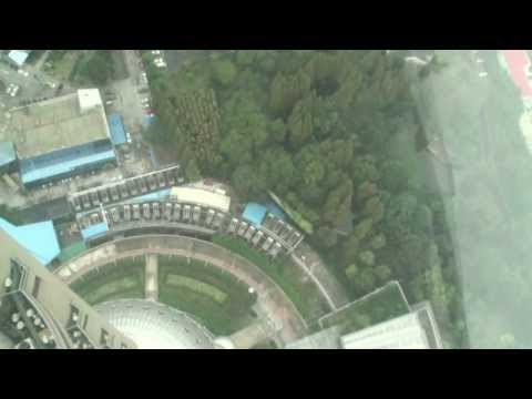 ShangHai Orient Pearl TV tower Glass Deck.mp4