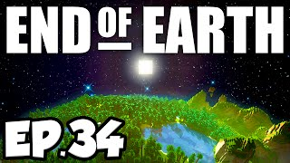 End of Earth: Minecraft Modded Survival Ep.34 - COW AND CHICKEN!!! (Steve