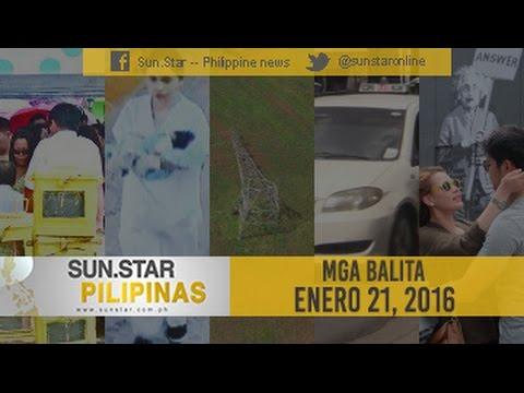 Sun.Star Pilipinas January 21, 2016