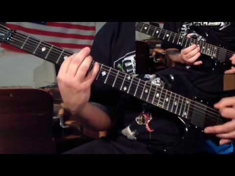 Slayer - Kill Again (guitar cover)
