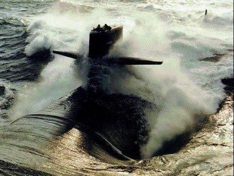 Сравнение подводных сил России и США в настоящее время
