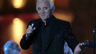 Watch Charles Aznavour Que Dieu Me Garde video