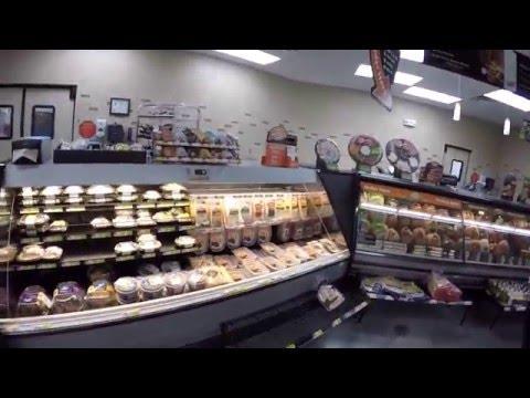 Shopping at Walmart in North Carolina