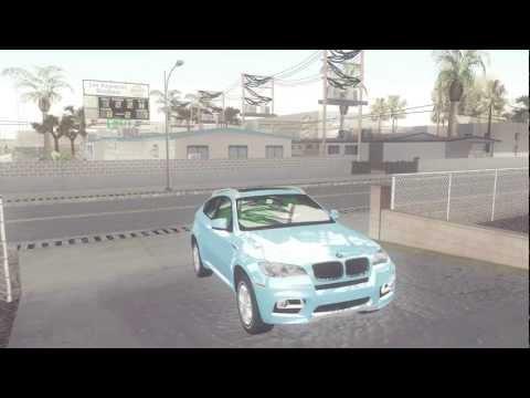 BMW X6M 2013
