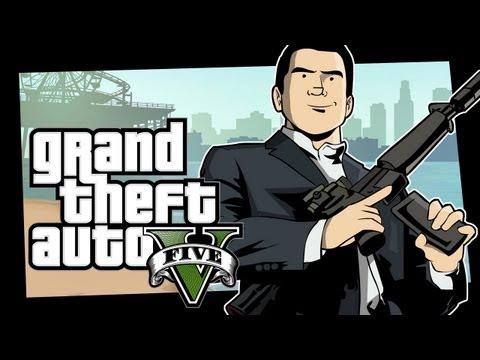 Grand Theft Auto V: a darle a la Campaña con ALK4PON3