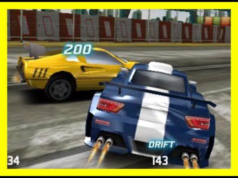 Split Second Car Racing Online Game -  Wyścigi Samochodowe Gry Online