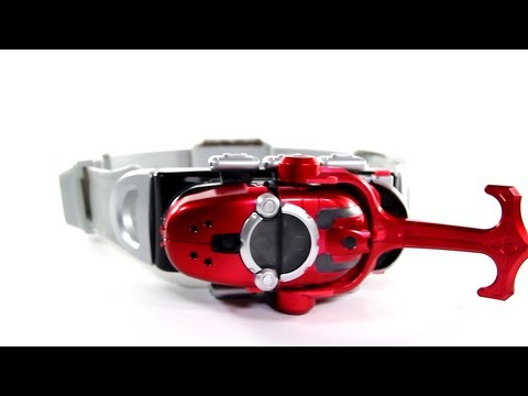 Dx Kabuto Zecter Review - Kamen Rider Kabuto video