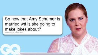 Amy Schumer Goes Undercover on Twitter, Instagram and YouTube | Actually Me | GQ