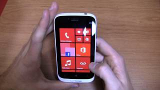 Nokia Lumia 822 Unboxing