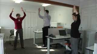 10-Minute Exercises at Work